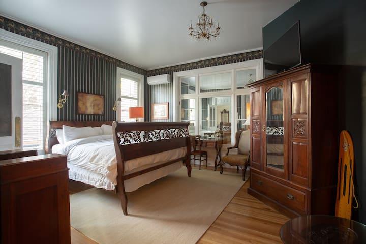 Uinta Suite // Ellerbeck B&B // Historic Mansion