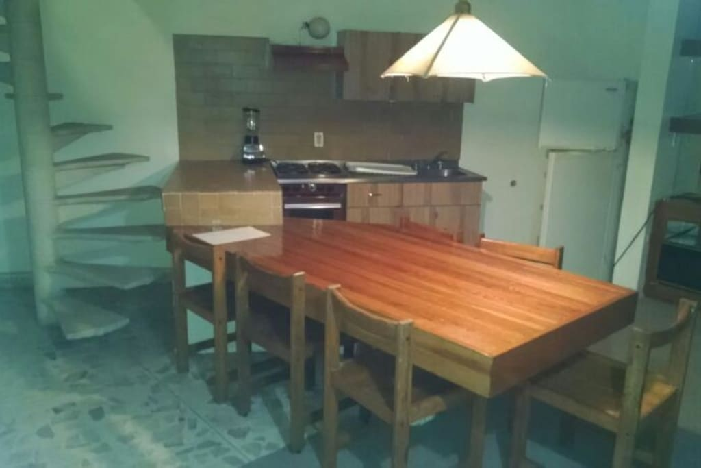 Dining Table Salle a manger Comedor