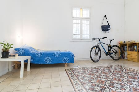 Affordable Vintage Room - Nachalot - Jerusalem - Talo