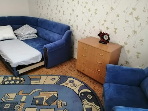 Apartment for guests in Durtyuli