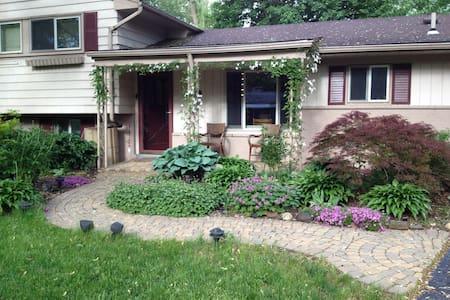 Herons Nest is a refreshing retreat near Detroit - Farmington Hills