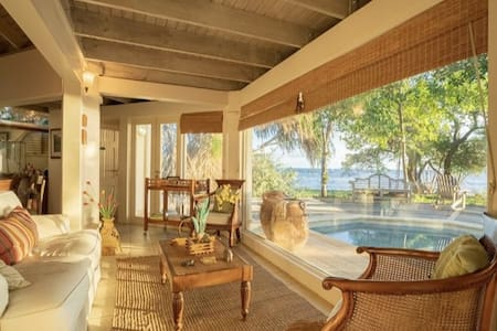 Ocean Front Cottage, Petit Point