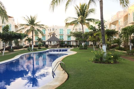 Depa en Marina Diamante Acapulco - Acapulco - Apartment