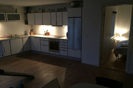 New yorker style apartment in the heart of town - Holstebro
