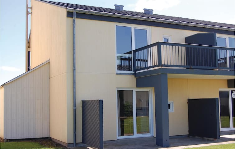 Holiday apartment with 1 bedroom on 46m² in Løkken