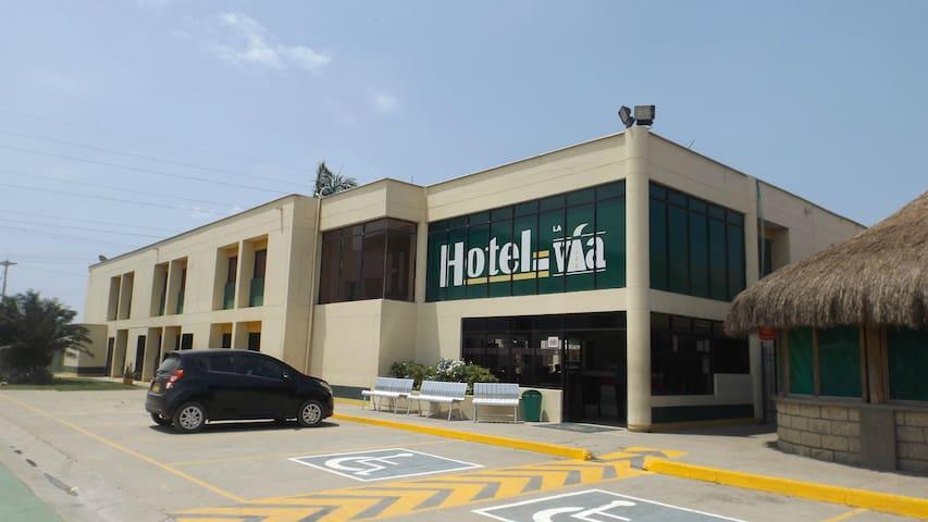 Hotel La Vía - Cartagena