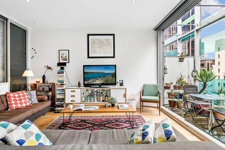Laneway High Life - Top Floor Designer Apartment - Melbourne - Apartment