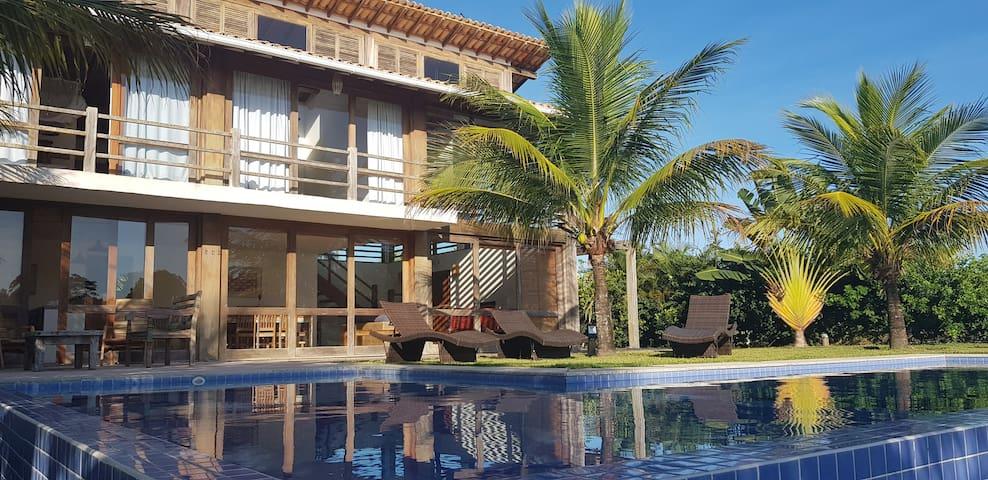 Paradise Golf House Praia do Espelho