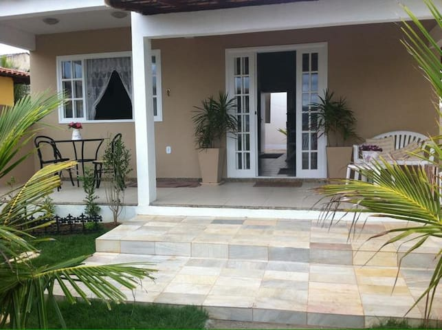 Cosy house with pool and barbacue grill - Maricá - Casa