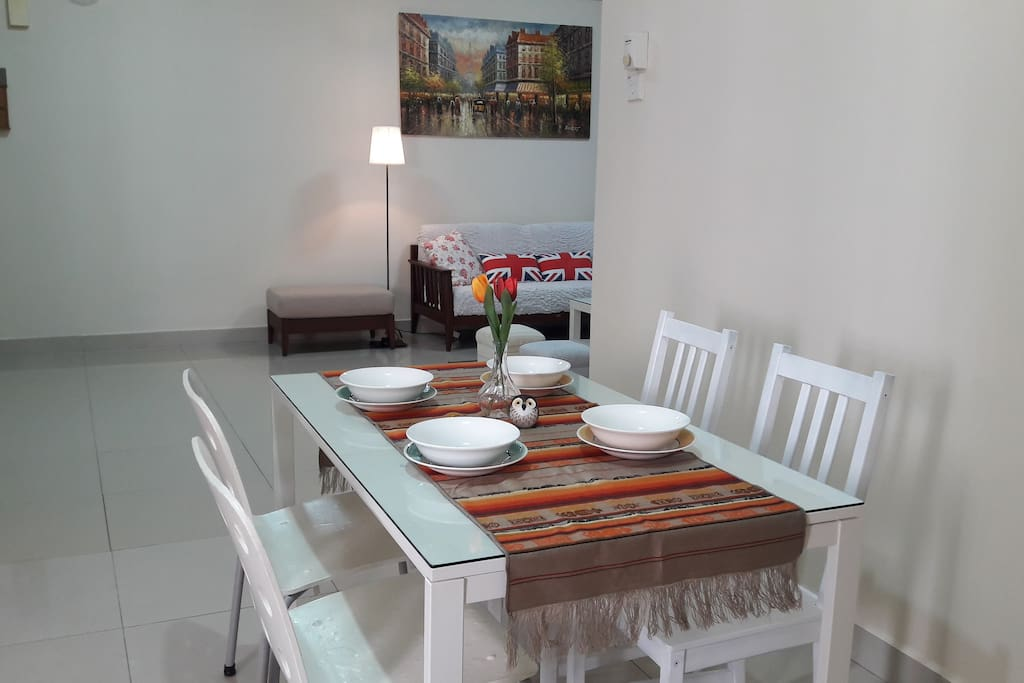 Our Dinning Area