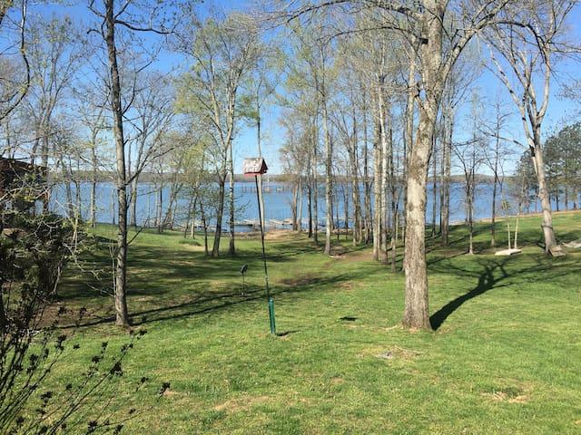 Kentucky Lake Water Front Dover TN, - Dover - Casa