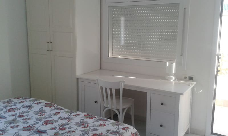 Cozy apartment 5 minutes from the beach - Platja de la Pineda