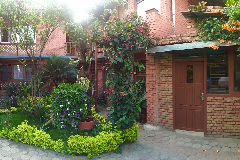 Travel office gate