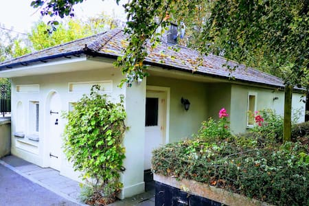 Period Gate Lodge Nestled in Stunning Gardens
