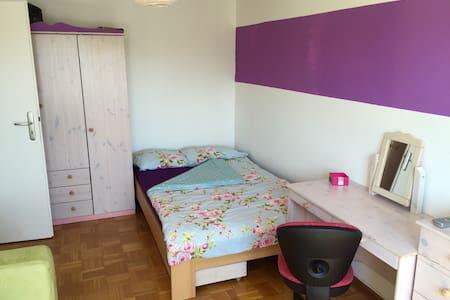 Helles Zimmer in Innenstadtnähe - Gießen