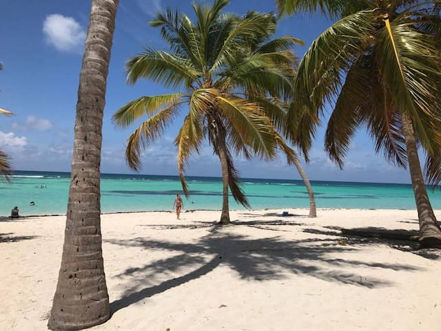 Charming Beach Condo in Bavaro Self check in