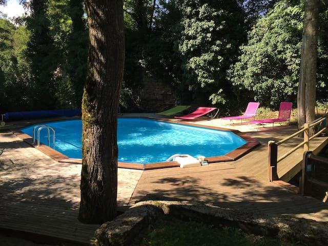 Maison familiale au calme - Charny - Hus