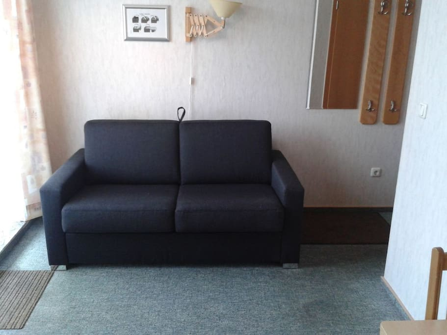 Doppel-Schlafcouch ...
