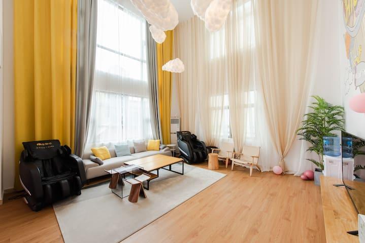 深圳龙华区 Higooo·悉达多 独栋别墅轰趴 民治公园