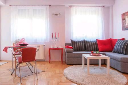 Modern apartment - City Centar - Üsküp