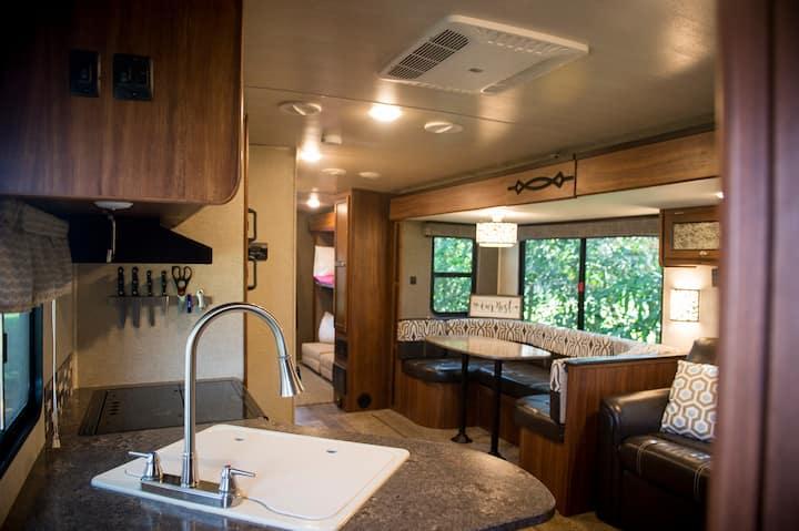 Camper/Golf cart rental plus free delivery