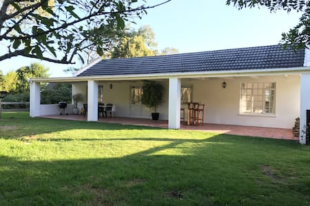 Private Noordhoek Cottage with large garden - Kaapstad