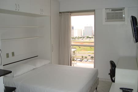Flat no Garvey Park Hotel - Brasília - Apartment