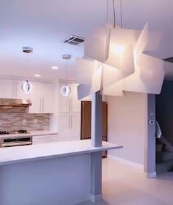 Contemporary Cozy Suite