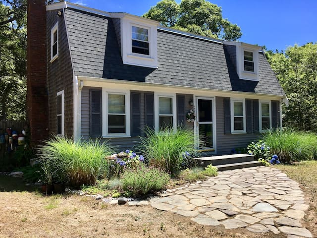Peaceful Outer Cape Home Near Beaches & Trails