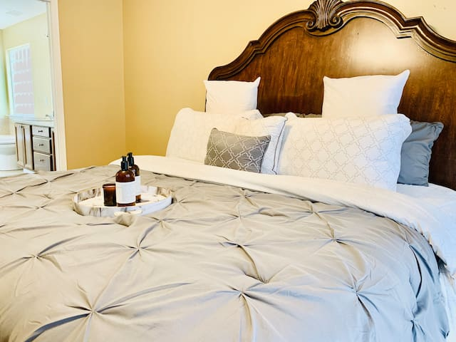 Master Suite to indulge