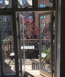 Hyggelig Copenhagen apartment -close to everything - Kopenhagen