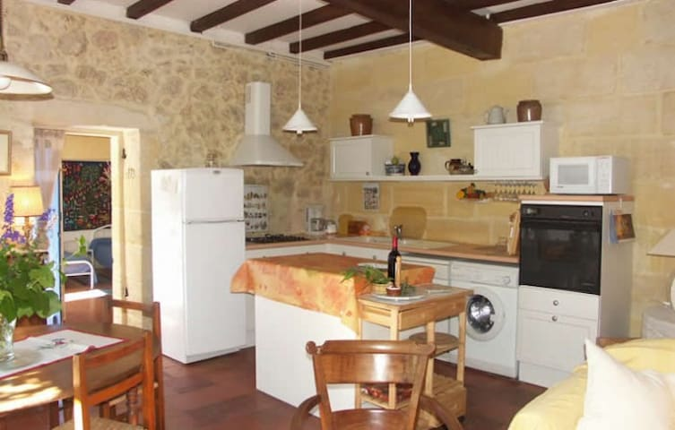 Belle maison non loin de Saint émilion - Saint-Aubin-de-Branne - Hus