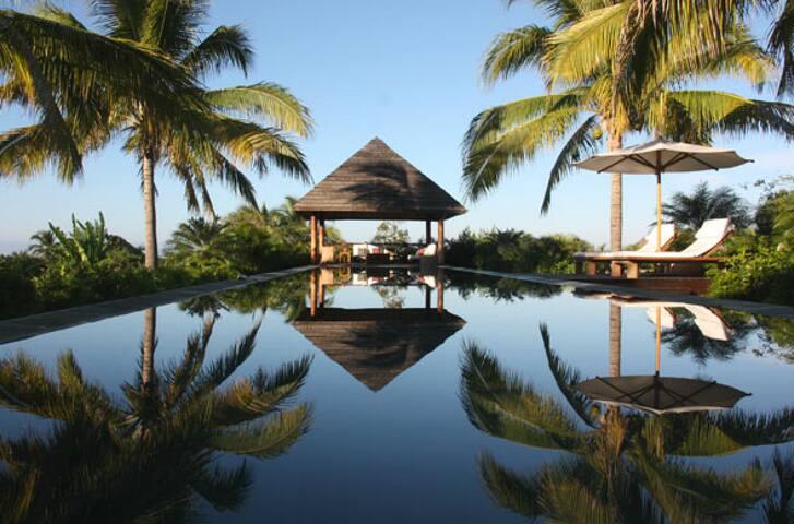 #310 Casa Jaguar Careyes Puerto Vallarta w/ Pool! - 巴亞爾塔 - 度假屋
