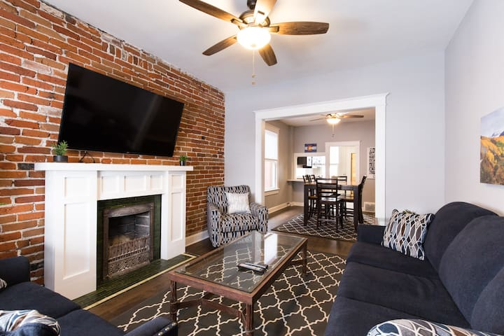 Updated Home In Heart Of Art District