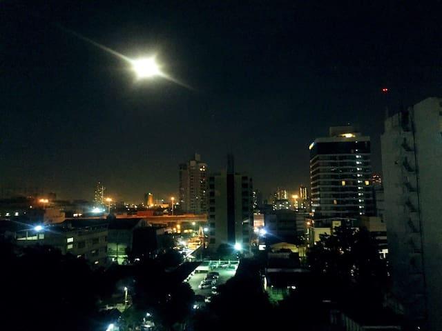 Nice view near JJmarket&DMK airport