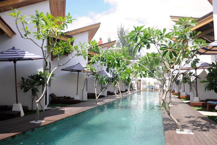 Resort 2 Adult Gili-Trawangan JA-li Walk-Beach