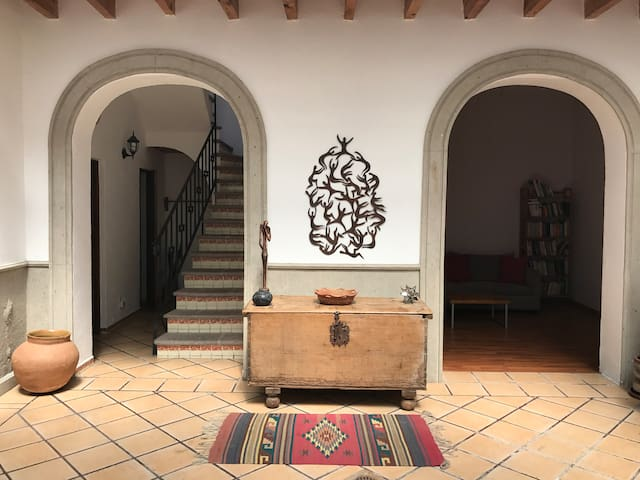 Colonial gem in heart of Coyoacan - Ciudad de México - House