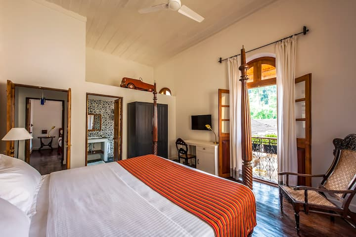 9 Luxury Heritage Boutique stay in Fontainhas Goa