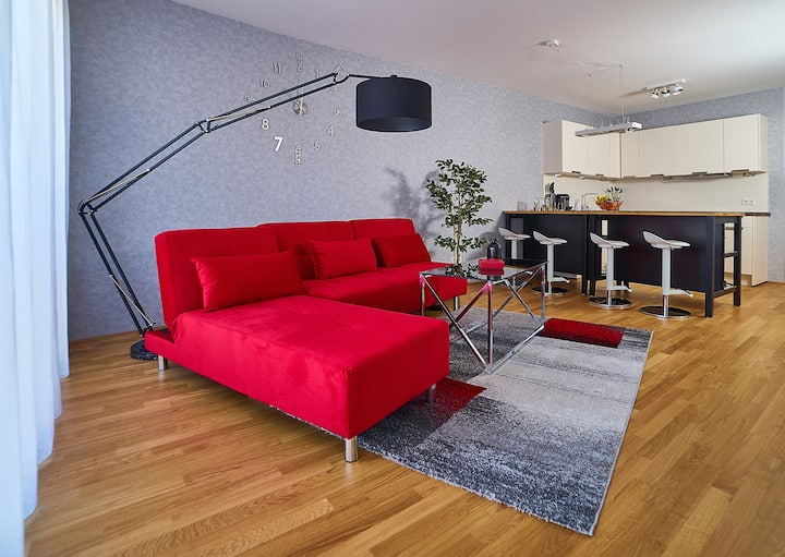 Best Place Apartmens Vienna The Red