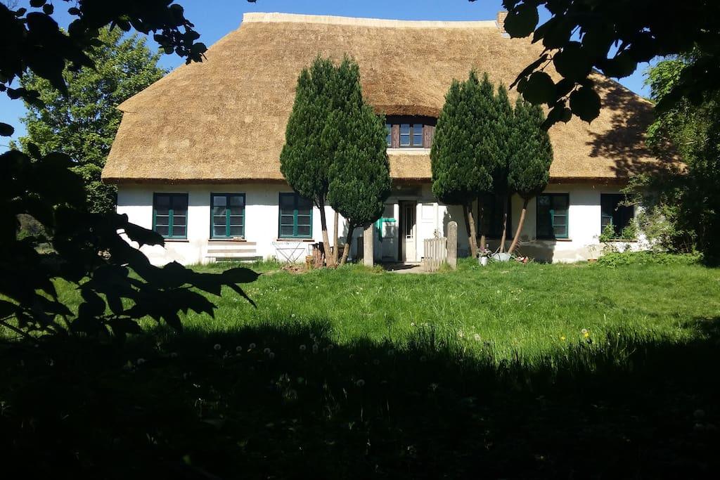 Unser altes Pfarrhaus