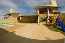 Bella Casa 2 - Em frente ao lago em Sta.Cruz