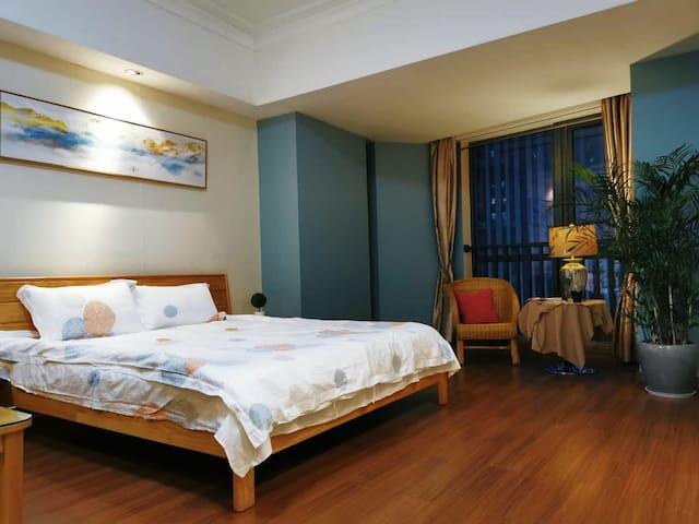 青山集·城市民宿「hygge的空间」