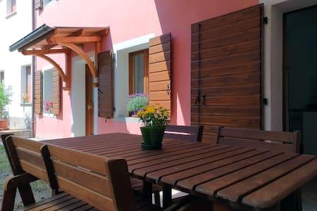 Casa Tison - perfetta per famiglie o gruppi