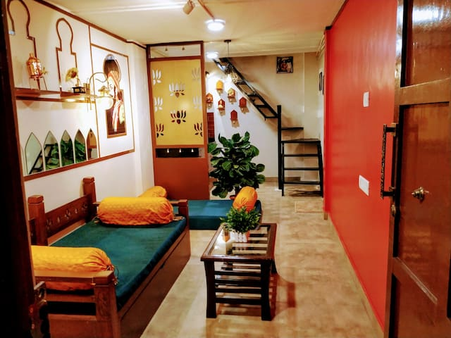 PuneCultures Hotel : Relive Pune's Culture!