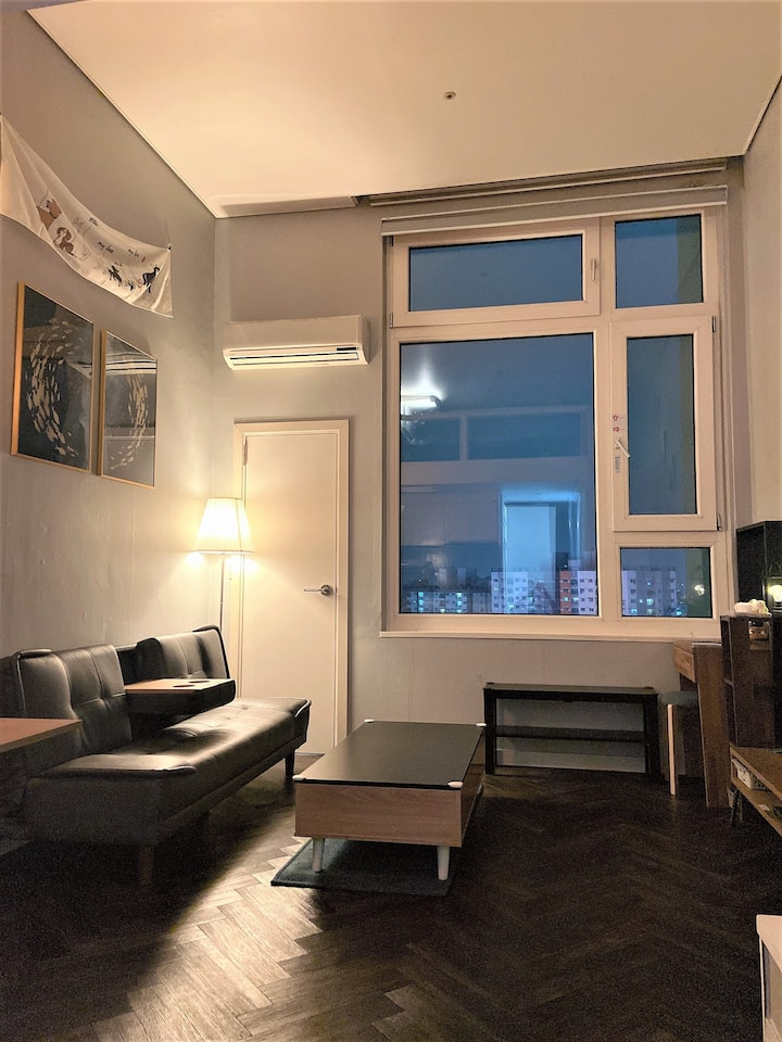 **NEW OPEN**Clean duplex house, Bupyeong stn. 1min
