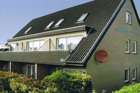 Haus Gisela - Apartment 5 - Büsum - Appartement