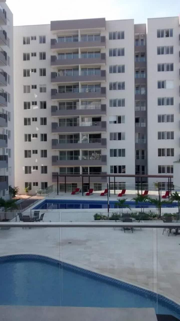 Apartamento palmetto condominio club