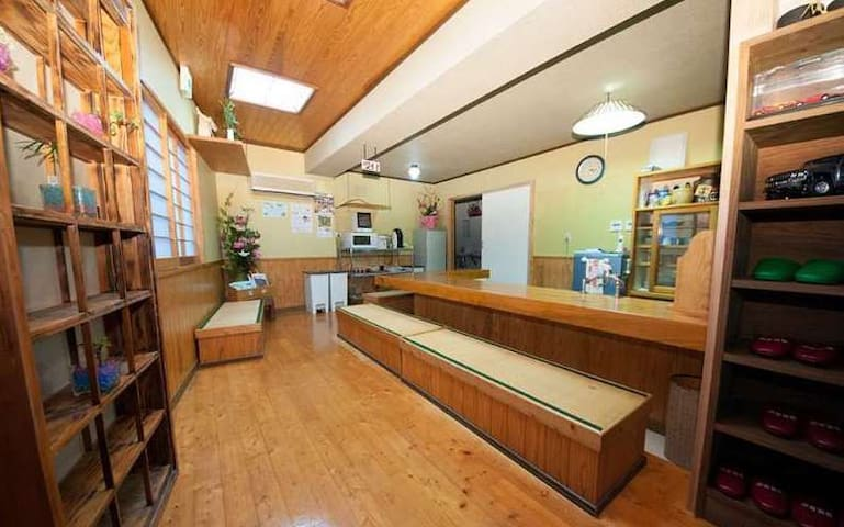 Guest house Shizuho - 西臼杵郡 - Guesthouse