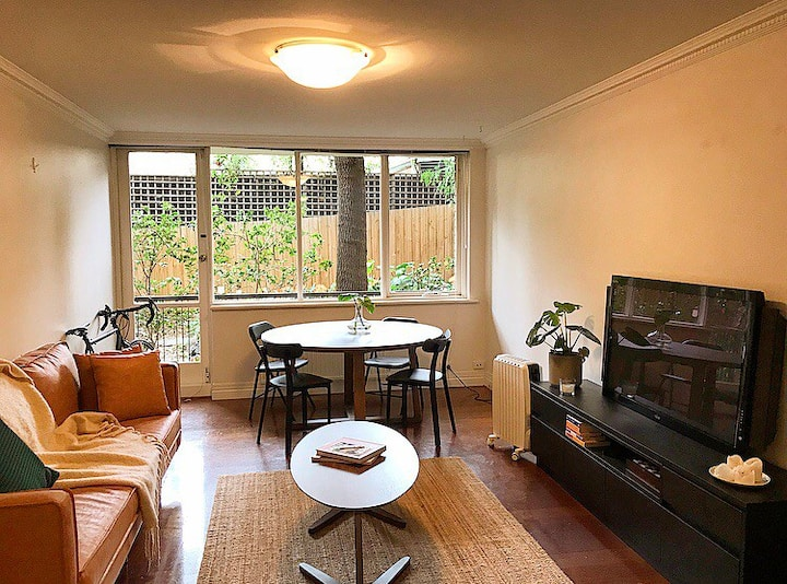 4 month lease! Whole apartment in South Yarra
