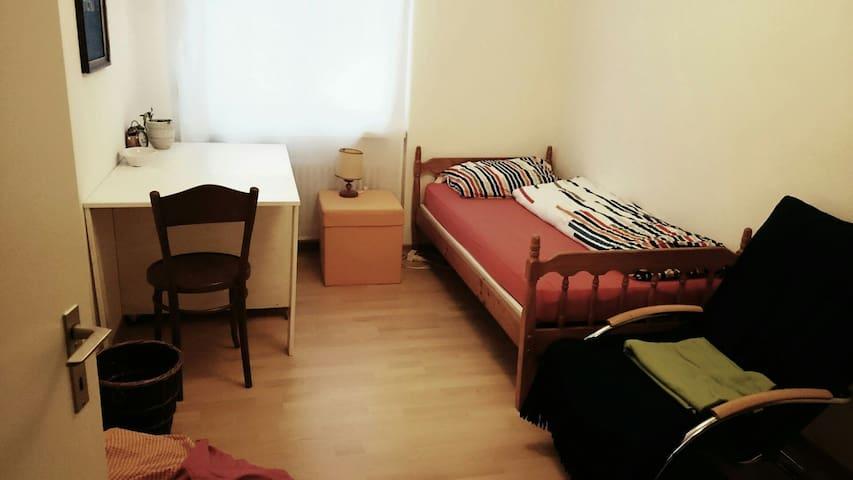 Zimmer im Grünen und doch zentral - Sankt Gallen